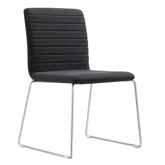 p 110 Raven Padded Chair