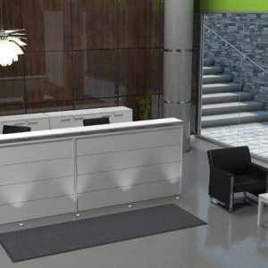 Optimise your business's layout and make the right first impression by incorporating an inviting reception area.