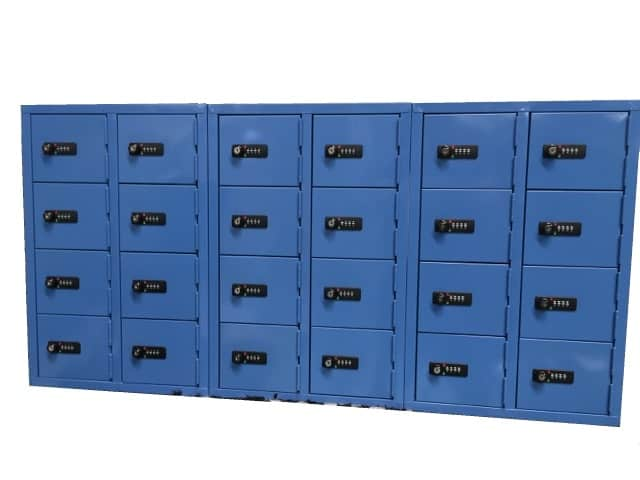 Mini-Lockers-with-Combination-Locks-Wedgewood-Statewide-Office-Furniture