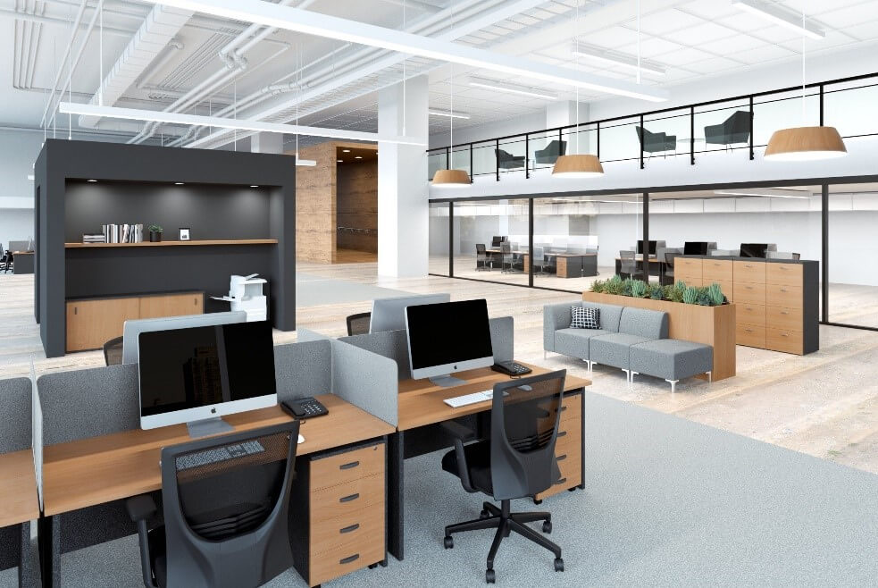 3 Easy Ways to Improve Employee Satisfaction in your Office Space