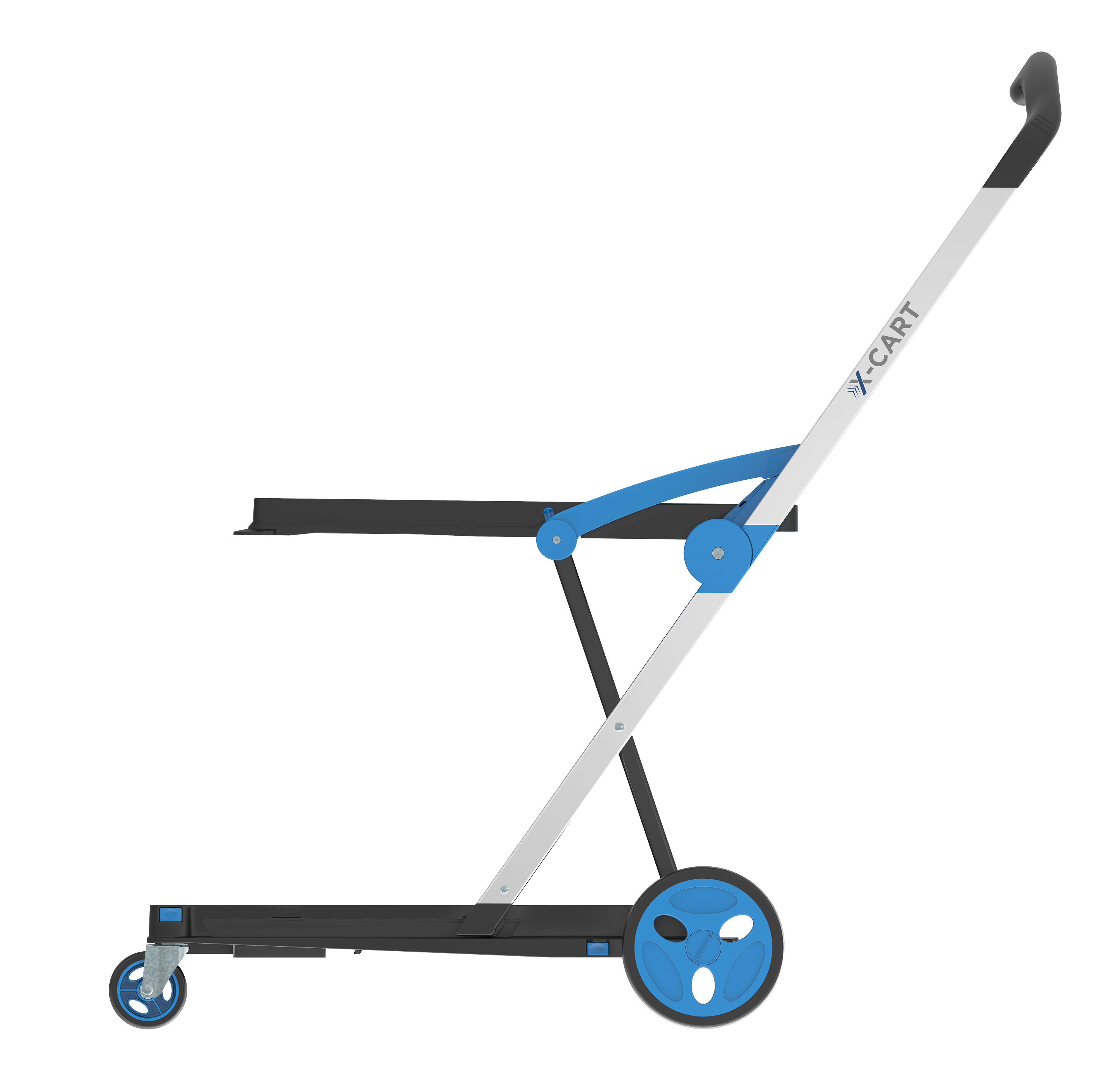 X-Cart Side On reduced