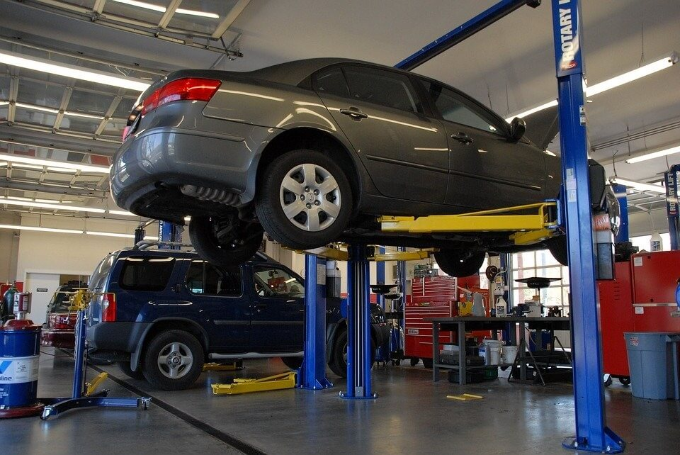 Organising your Automotive Workshop