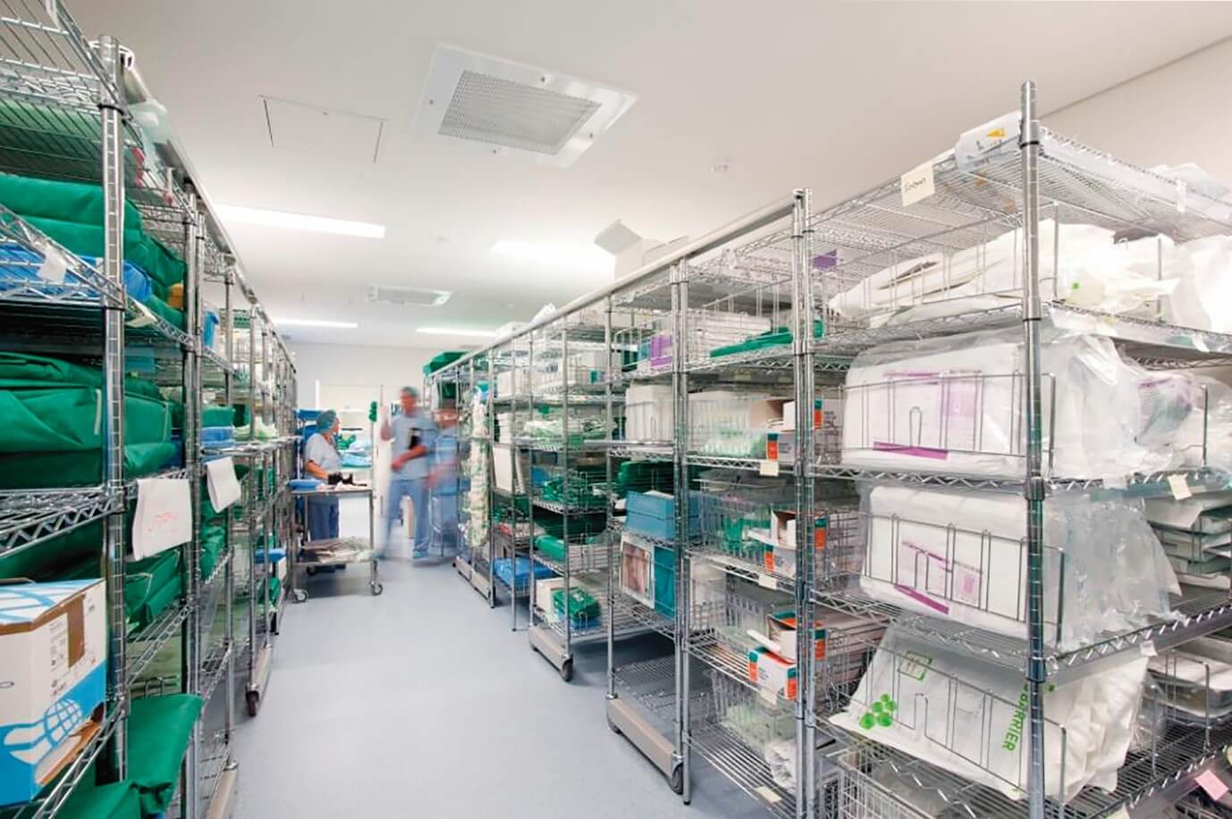 4 Key Reasons for Optimising Your Medical Storage
