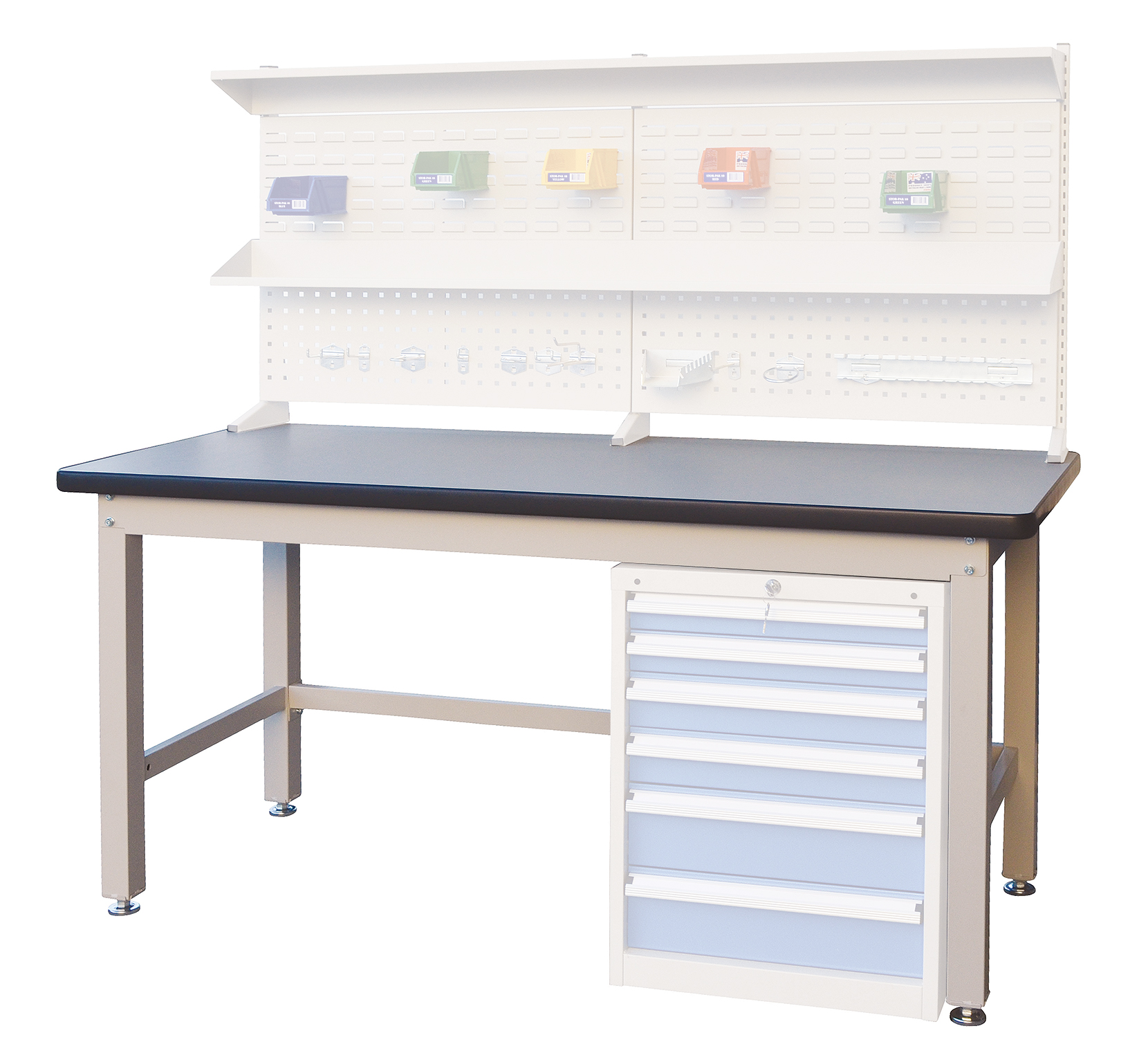 Industrial Workbench only