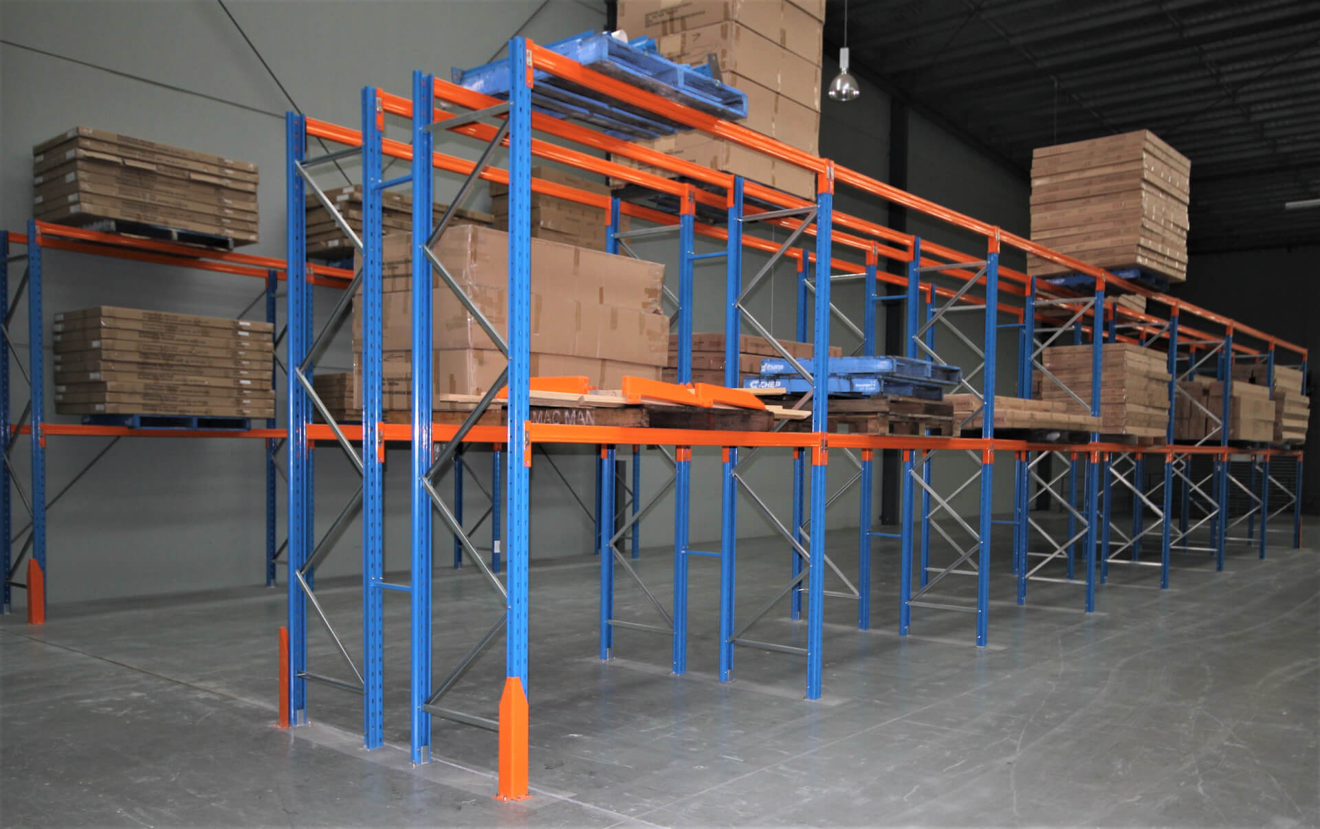All Storage Systems_Pallet Racking Image